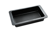 HUB 5001-M Induction compatible gourmet oven dish