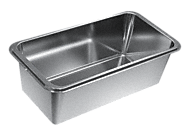DGG 50 120 Unperforated steam cooking container