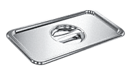 DGD 50 Stainless steel lid with handle