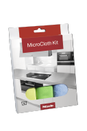 GP MI S 0031 W MicroCloth kit, 3 pieces