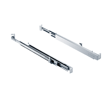 HFC 61 - Original Miele FlexiClip fully telescopic runners For flexible, customised use of your oven.--NO_COLOR