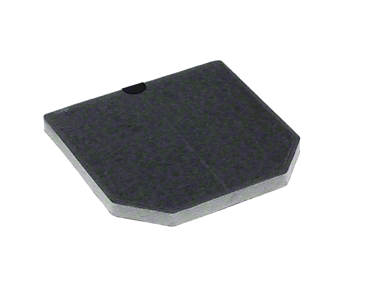 DKF 9-1 - Odour filter with active charcoal for the Miele DA 249-4 cooker hood.--NO_COLOR