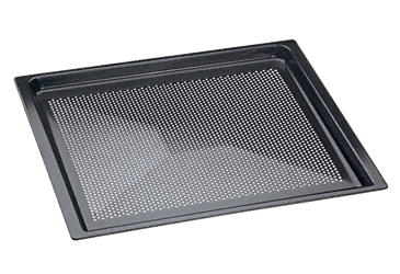 HBBL 60 P - Gourmet perforated baking tray for everything that is crunchy and crisp.--NO_COLOR