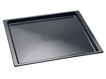 HBB 71 - Genuine Miele baking tray with PerfectClean finish.--NO_COLOR
