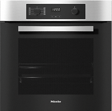 H 2265-1 B ACTIVE - Oven with a timer, XL oven compartment & PerfectClean. --Stainless steel/CleanSteel