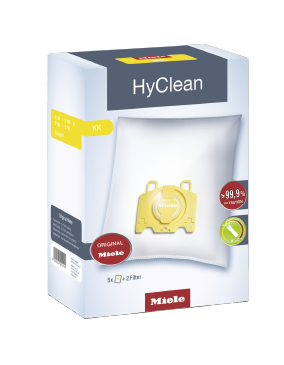 KK HyClean - HyClean KK dustbags ensure that dust picked up stays inside the vacuum cleaner.--NO_COLOR